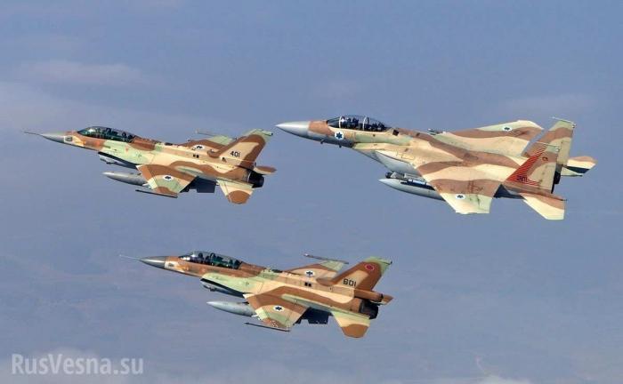 Израильские террористы нанесли массированный удар по беззащитному сектору Газа