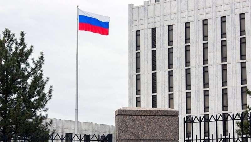 Посольство России назвало новые санкции США «драконовскими»