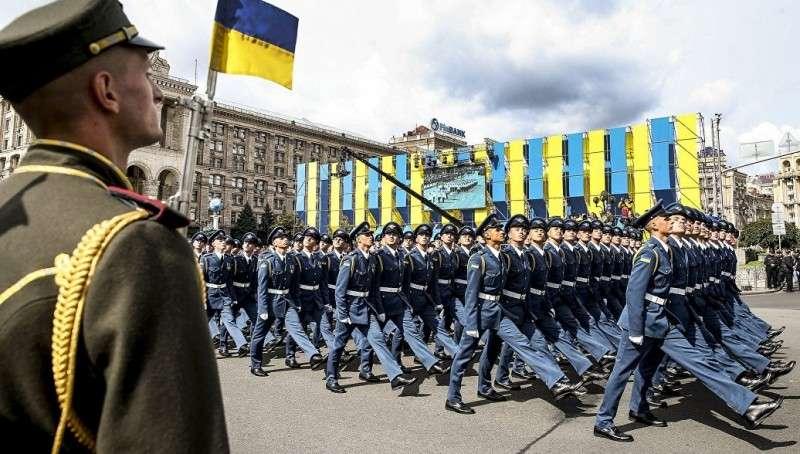 Каратели ВСУ перейдут на приветствие «Слава Украине!» с 24 августа