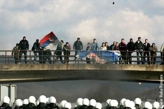 Сербия застыла в шаге от новой войны за Косово