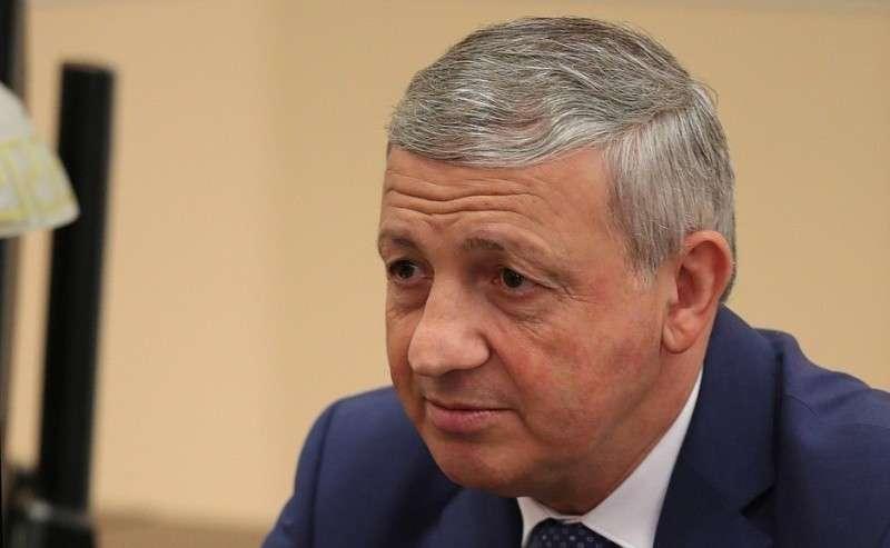 Глава Республики Северная Осетия– Алания Вячеслав Битаров.