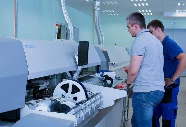 «Прософт-Системы» запустила автоматизированную линию поверхностного монтажа печатных плат