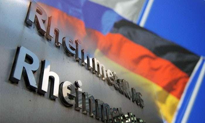 Немецкому оружию надоели санкции. «Радениями» европолитиков  оборонка ФРГ терпит многомиллионные убытки
