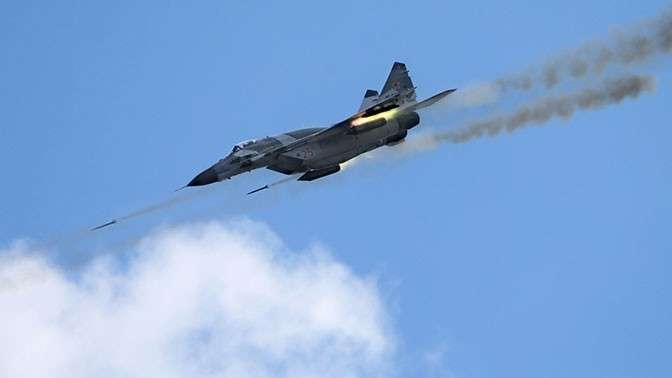 Кадры финала конкурса «Авиадартс»: Боевая авиация бьет по наземным целям
