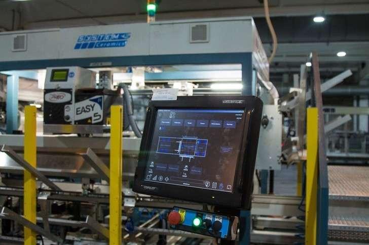 Завод «Уралкерамика» вЕкатеринбурге запустил новую линию ипредставил новые продукты