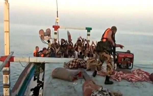 Иностранцы о попытке пиратов захватить российское судно: «Не стоило им трогать русских…»