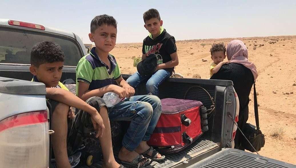 Пиндосы в растерянности, миллионы беженцев возвращаются в Сирию