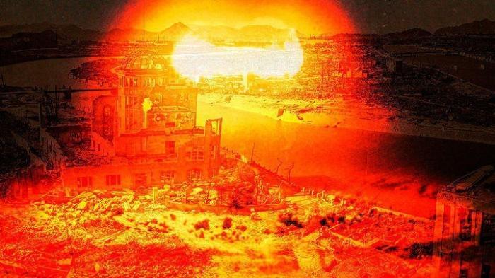 73 года с кровью на руках. Зачем американские террористы бомбили Хиросиму и Нагасаки