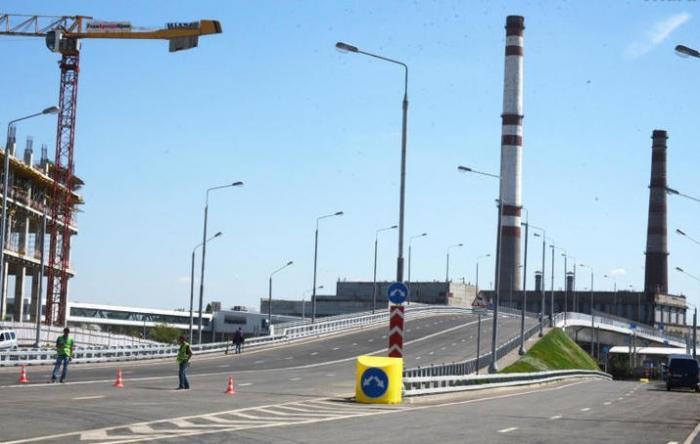 ВМоскве открыт путепровод через МЦК наЗИЛе и проспект Лихачева