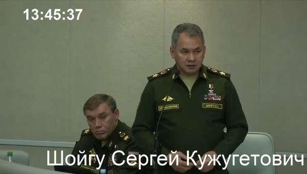 Сергей Шойгу в Госдуме дал твёрдый ответ самоуверенному депутату из КПРФ