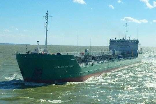 Укрохунта опять захватила российское судно