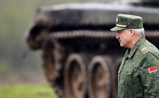 Александр Лукашенко помогает еврейской хунте Украины отвоевать Донбасс?