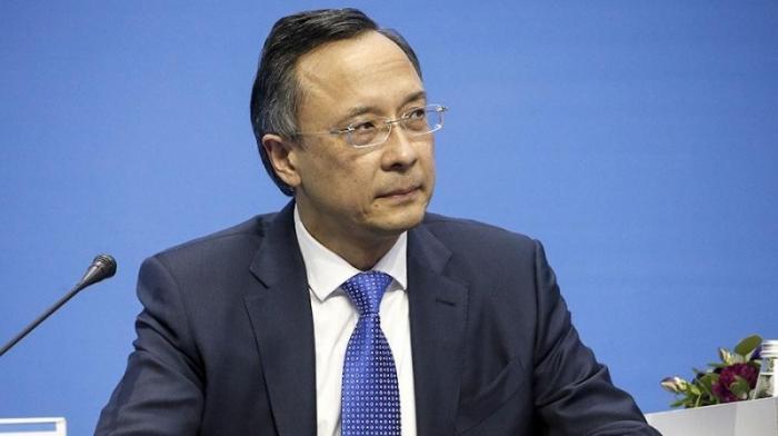 Казахстан исключил размещение военных баз США на Каспии