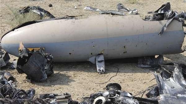 ПВО Сирии сбили беспилотник израильских террористов