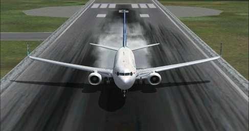 В США из международного аэропорта Сиэтл угнали пассажирский самолёт