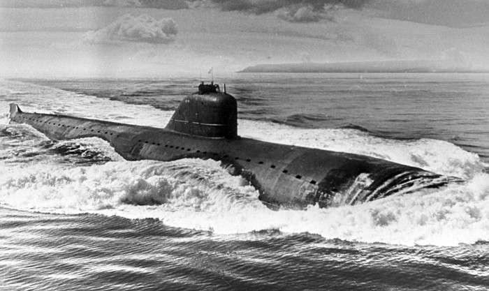 Наша подлодка на Северном полюсе. Малоизвестные факты о советских субмаринах
