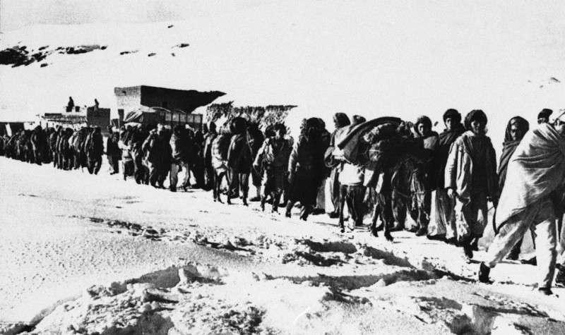 Русские не сдаются! Как пленные «афганцы» сровняли с землёй свою тюрьму