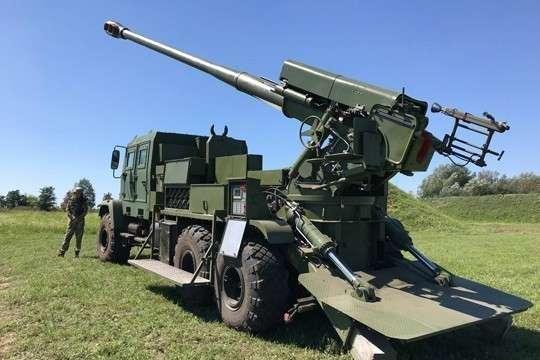 Киевская хунта врёт о достоинствах «новой украинской пушки»