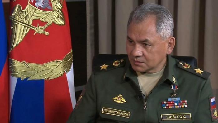 Эксклюзивное интервью с министром обороны России Сергеем Шойгу. Полная версия