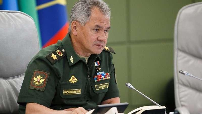 Сергей Шойгу предостерег Немцев от разговора с Россией с позиции силы