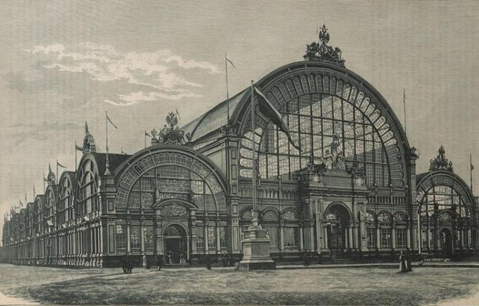 Промышленная выставка 1896 в Нижнем Новгороде опровергает официальную историю