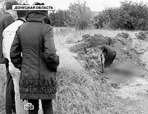 Символ массовых казней на Донбассе