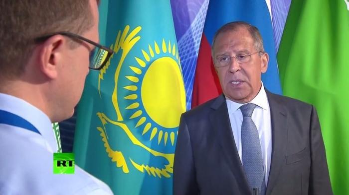 Сергей Лавров прокомментировал санкции и вероятность очередной встречи Путина с Трампом