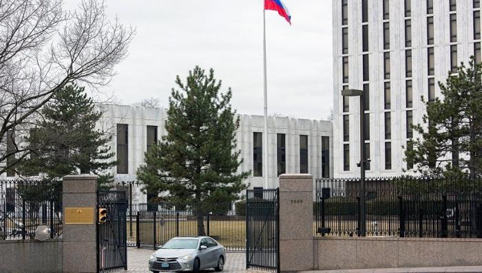 Посольство России ударило в ответ на обвинение в организации беспорядков в Шарлоттсвилле