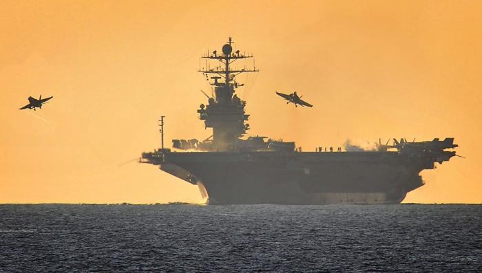 СМИ: США готовятся к битве с Россией в Северной Атлантике