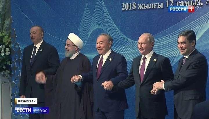22 года переговоров по Каспию: настоящий прорыв в Актау!