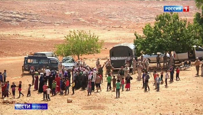 Сирийцы потянулись на родину из ближних и дальних стран