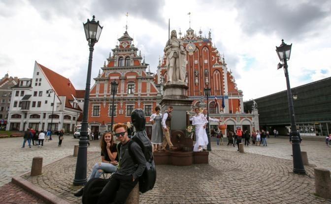 Латвии осталось жить лет 50, дальше дикое поле
