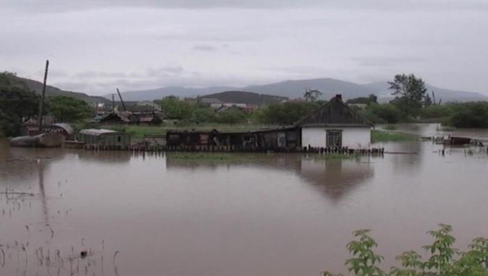 Тайфун «Яги» из Китая добрался до Приморья
