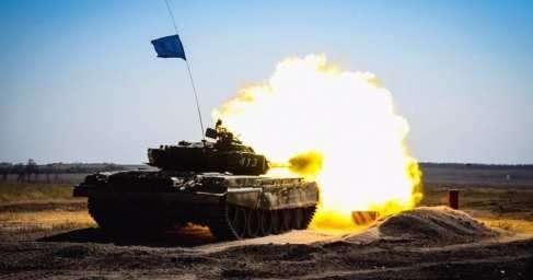 Танкисты ДНРготовятся отражать атаки карателей