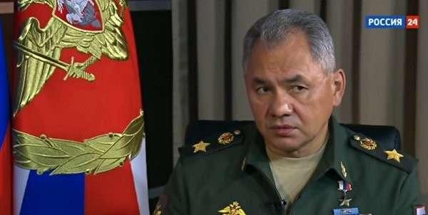 Шойгу ответил на угрозы ФРГ: спросите своих дедов, чем кончились попытки давить на Россию