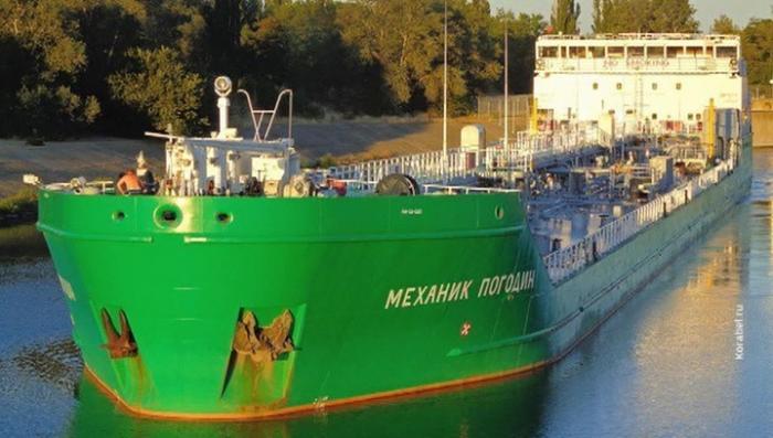 Захват «Механика Погодина»: у СБУ нет претензий к экипажу, только к танкеру