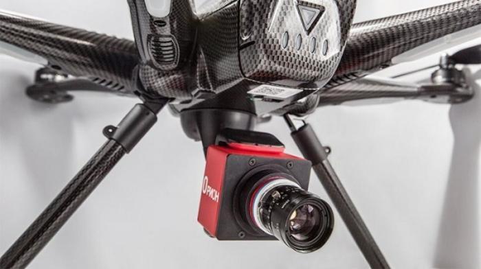В России создали дрон для работы в условиях нулевой видимости