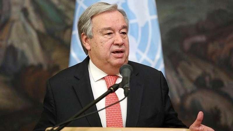 Генсек ООН Гутерриш назвал Конвенцию о статусе Каспия историческим прорывом