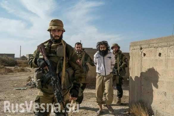 Наёмники США гниют и умирают от жажды в пустыне, шокирующие признания игиловца 18+ | Русская весна