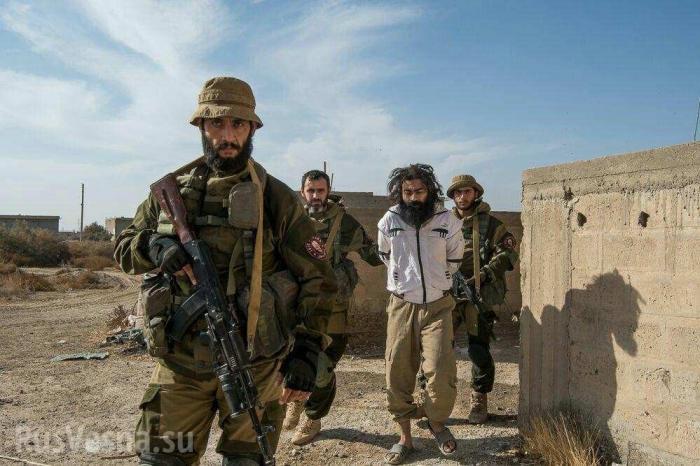 Наёмники США гниют и умирают от жажды в пустыне, шокирующие признания игиловца 18+