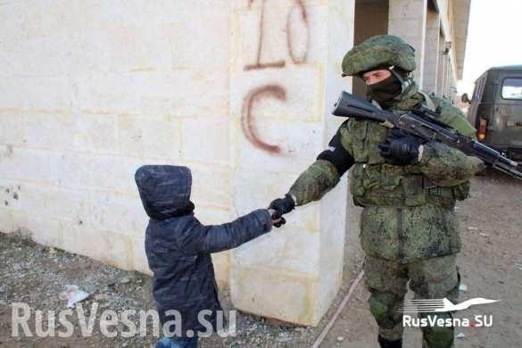 Как простые сирийцы воспринимают Россию после 3 лет операции ВКС
