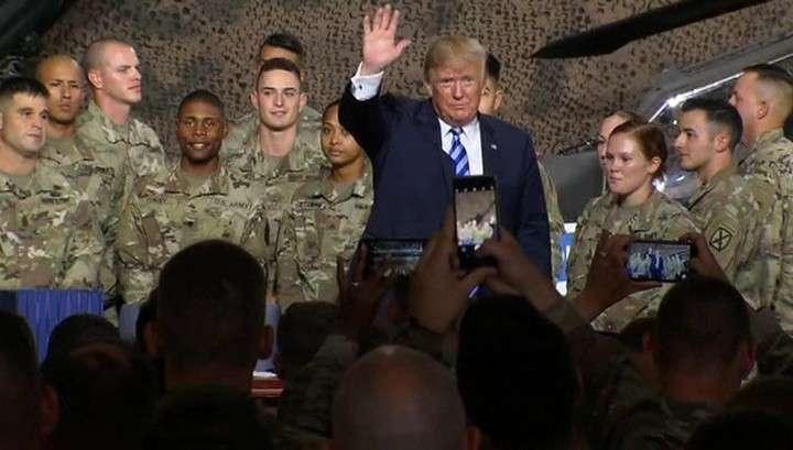Астрономический военный бюджет: кого боится Дональд Трамп?
