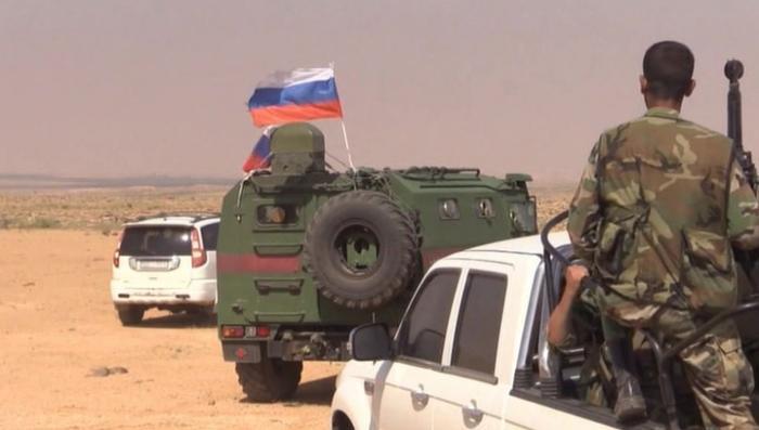 Россия, Хмеймим. Русские военные сбили 5 дронов террористов