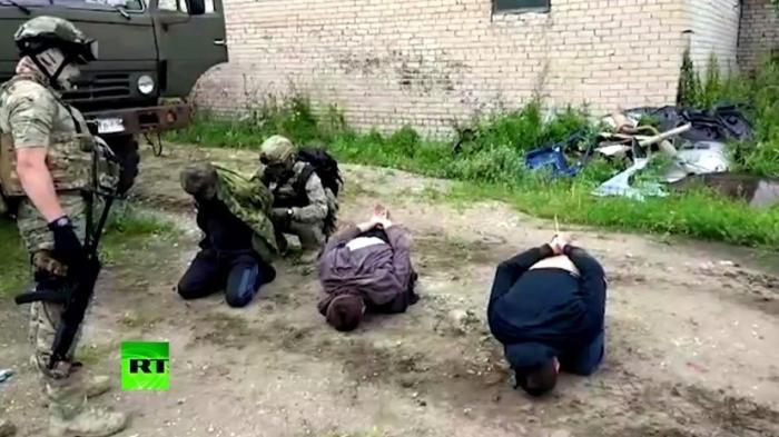 В Тверской области ФСБ задержала банду из 35 человек, грабившую поезда