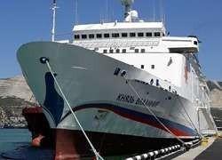 В Новороссийске пассажирский причал после реконструкции начал принимать круизные лайнеры