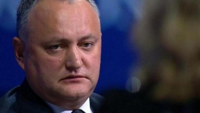 Маски сброшены: пиндосы публично требуют отстранения президента Молдавии Игоря Додона