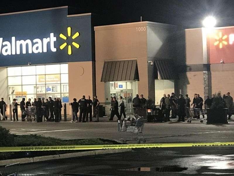 Стрельба в США. В супермаркете Пенсильвании ранены восемь человек