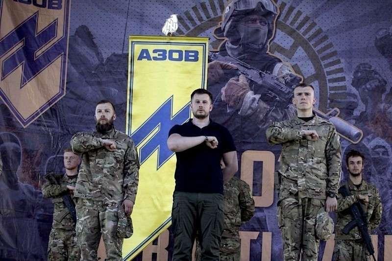 О связях нацистского Израиля с украинскими неонацистами
