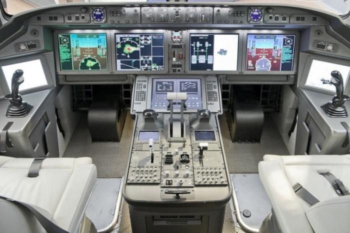 Новый российский лайнер Иркут МС-21: какой он внутри