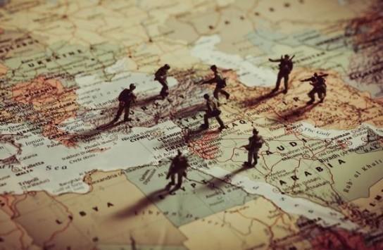Пиндосам пора валить с Ближнего Востока, теперь это территория России